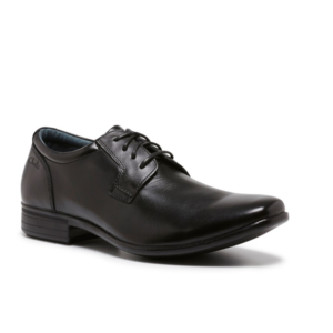 CLARKS SNR COLE BLACK