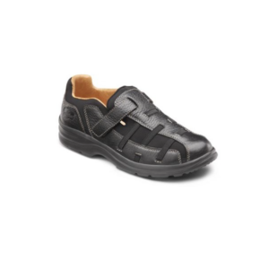 DR COMFORT WOMENS BETTY BLACK