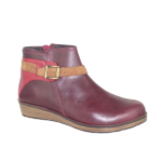 NAOT WOMENS COZY BORDEAUX COMBO