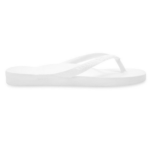 ARCHIES UNISEX THONGS WHITE